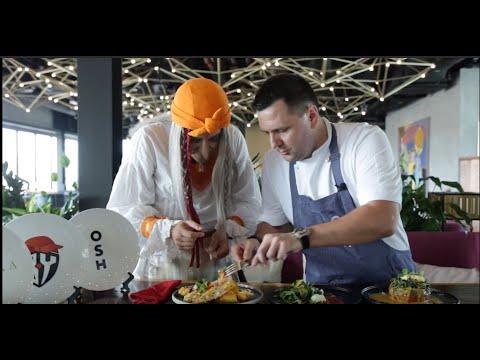 Битва шеф-поваров в Дубае – часть 1, завтрак! «OSH» VS «Chalet Berezka»