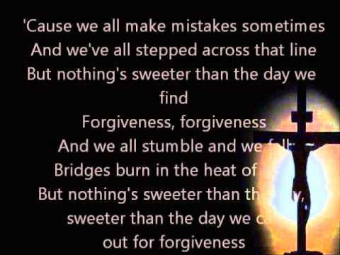 Forgiveness ft. Lecrae by TobyMac (with lyrics)