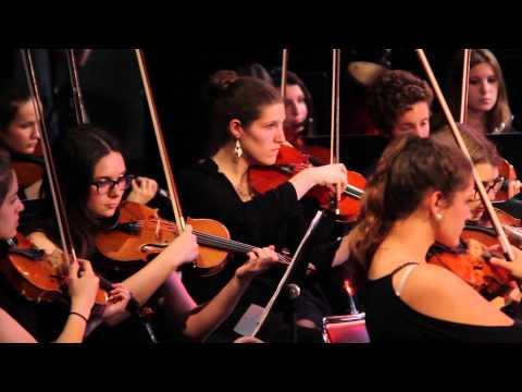 Vladimir Cosma à Clamart,  partie 1 : Orchestres Symphoniques du Conservatoire de Clamart