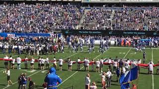Giants fans welcome rookie QB Daniel Jones