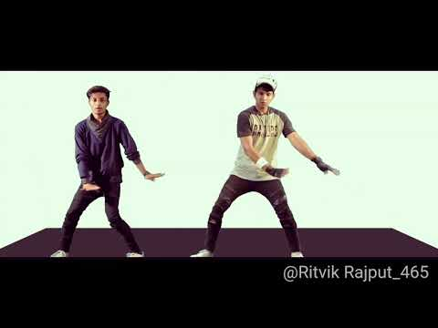 Krazzy 4 hrithik rohsan dance remix version by ritvik Rajput .