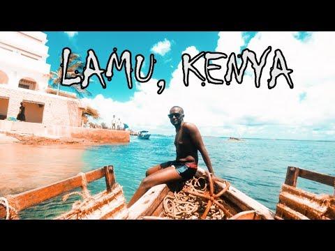 LAMU ISLAND (Kenya Vlog 2017) - Brian Kimani