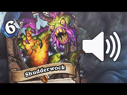 All Hearthstone Legendary Play Sounds! | Entrance Quotes, Sound Effects & Music