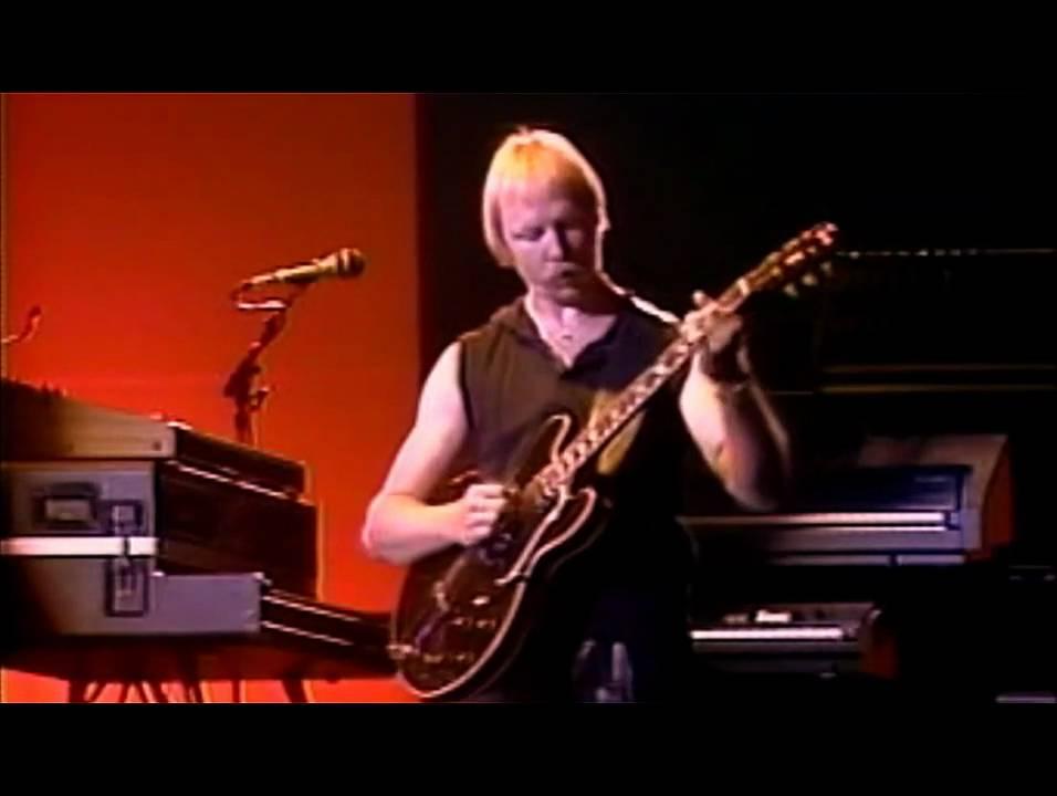 Resultado de imagen de Kansas - Live in Omaha 1982 remaster [FULL SHOW]
