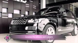 Range Rover защищенный составами Ceramic Pro!(Кузов и салон нового Range Rover защищен следующими составами Ceramic Pro: - 1 слой Ceramic Pro Light для гидрофобности, насыще..., 2015-09-28T06:23:05.000Z)