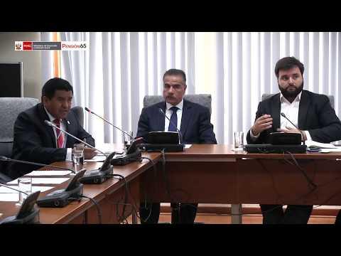 Presentación En La Mesa De Trabajo Del Congreso 24/08/2018
