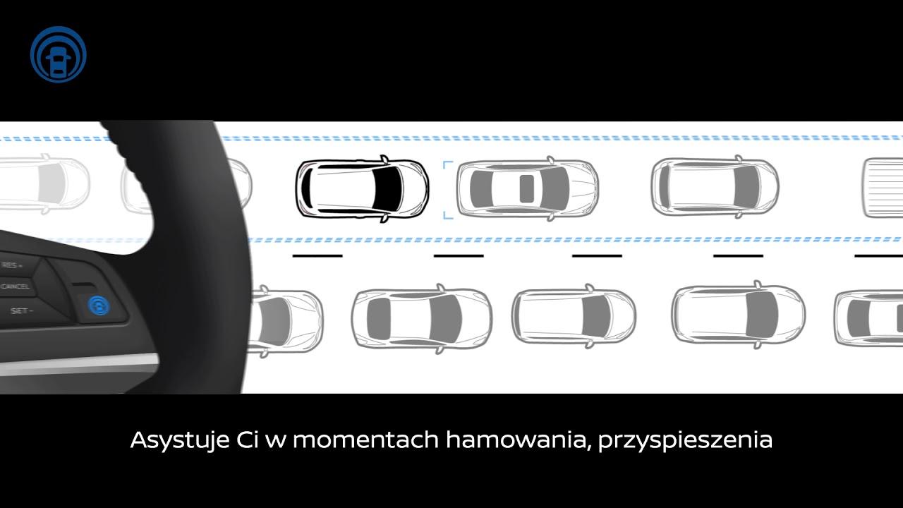 Nissan LEAF: Technologia ProPILOT