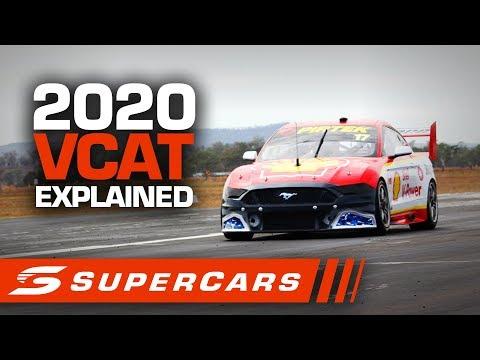 Adrian Burgess Explains VCAT Progress Ahead Of 2020 Championship | Supercars 2020