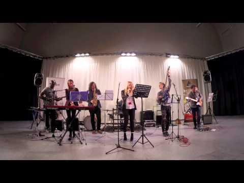 Anthem Band in Harrop Fold High School
