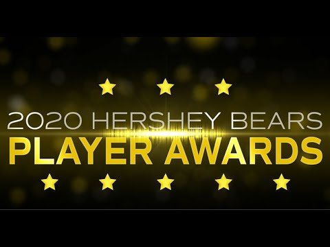 2019-20 Hershey Bears Player Awards