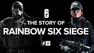 The Story of Rainbow Six Siege