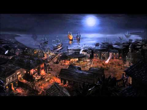 Traditional English Song - Over the Hills and Far Away (17th century)