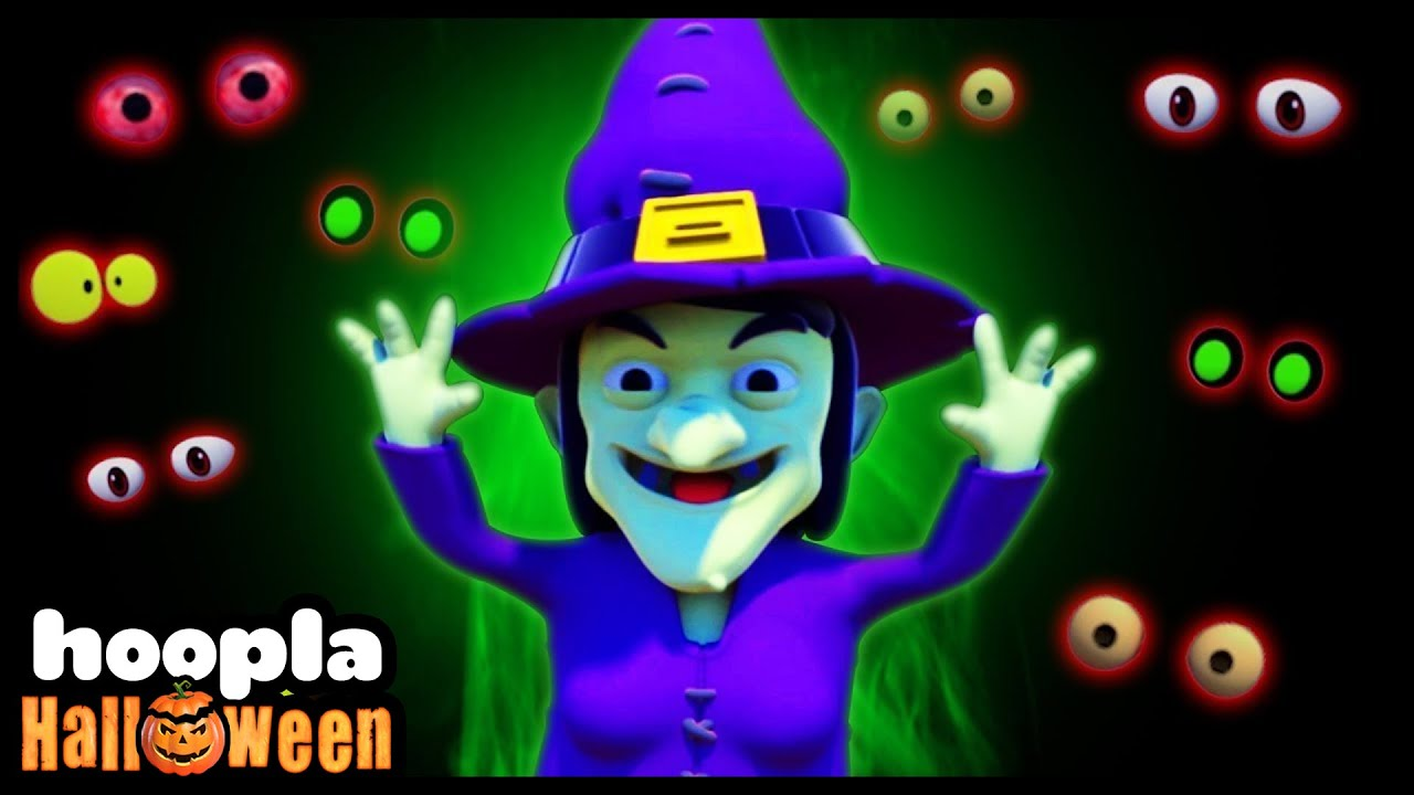 Boo Boo Who Is This Who | Funny Halloween Nursery Rhymes | Hoopla Halloween