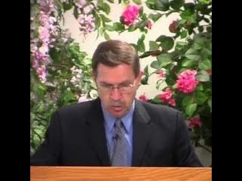 The Holy Spirit #5 - Understanding Speaking In Tongues - 1/26/14 PM