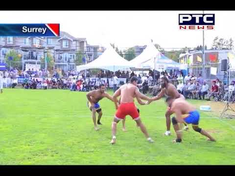 Punjab Sports Club Organised Kabaddi Tournament in Surrey
