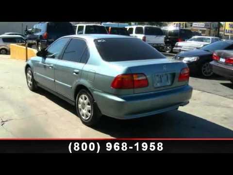 2000 Honda Civic - Used Hondas USA - Bellflower, CA 90706