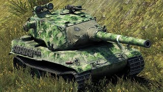 World of Tanks AMX M4 mle. 54 - 5 Kills 10,1K Damage