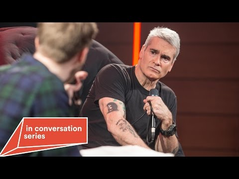 In Conversation with Henry Rollins (part 1 of 2)