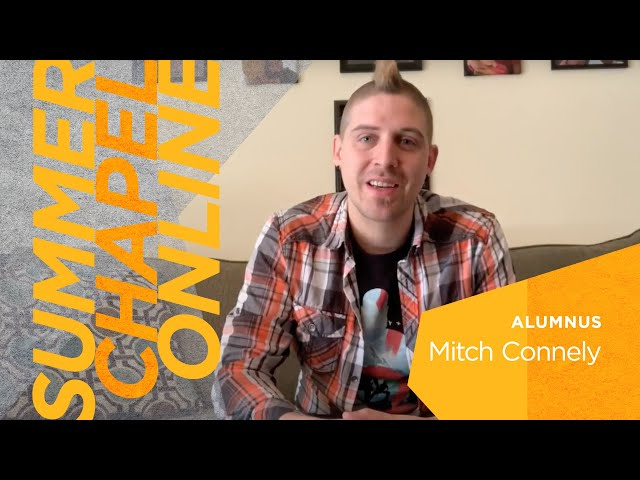 Peacemaker Devotional | Mitchell Connelly