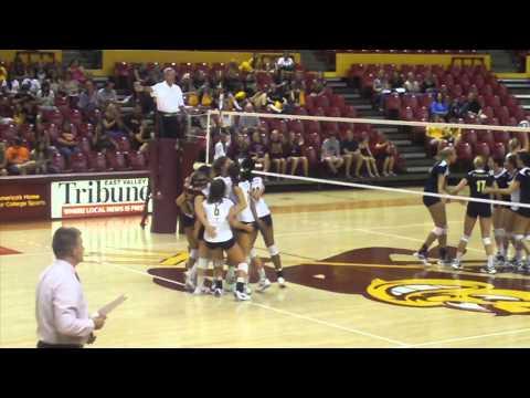Senior Volleyball Video
