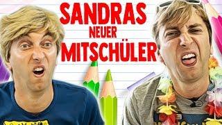 Sandras neuer Mitschüler😮