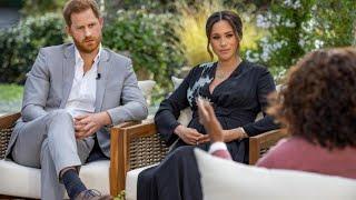 Harry e Meghan da Oprah Winfrey, l'intervista rivelazione in cinque punti