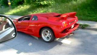 davids sv drive by v 6 lambo dnr kit car