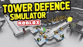 WORLDS HARDEST LEVEL in ROBLOX TOWER DEFENCE SIMULATOR