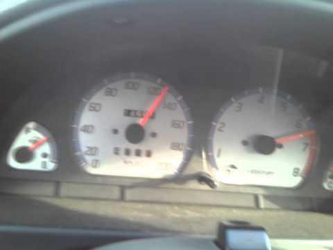 Suzuki Swift 1.3 16V SOHC 0-170 km/h - YouTube