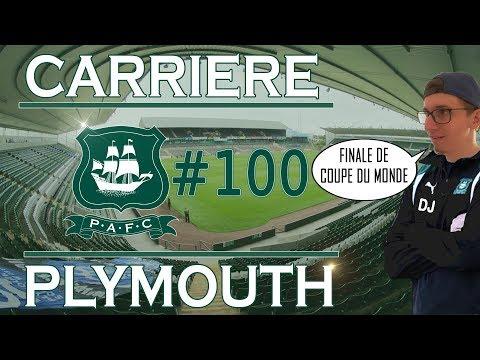 FIFA 17 | Carrière Manager | Plymouth #100 : FINALE COUPE DU MONDE