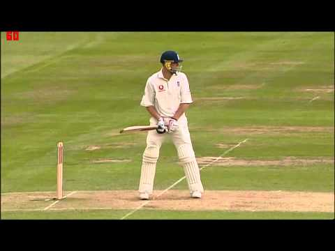 Andrew Flintoff Ashes 05