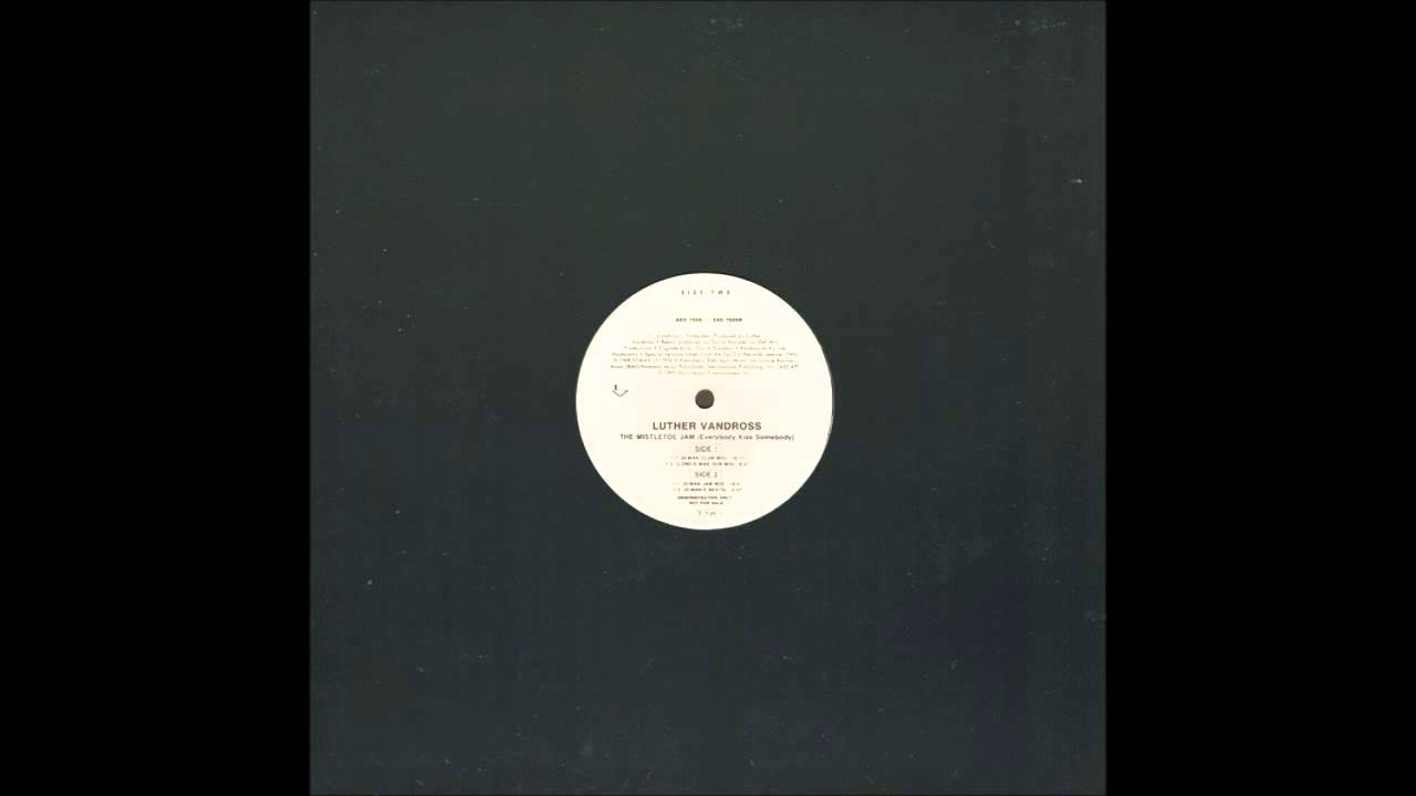 Download (1995) Luther Vandross - The Mistletoe Jam (Everybody Kiss Somebody) [David Morales D-Man Club RMX]