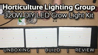 Youtube - HLG Quantum Board grow light test - Horticultural Lighting