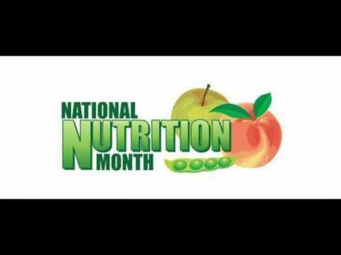 Nutrition Month Jingle (Karaoke)