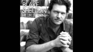 Blake Shelton-Kiss My Country Ass (Lyrics)