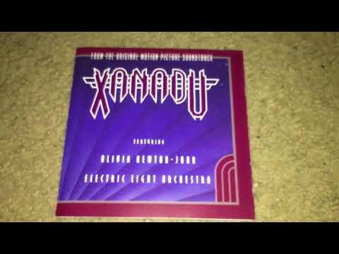 Unboxing Xanadu (soundtrack) - Olivia Newton-John & Electric Light Orchestra