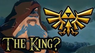 Zelda Breath of the Wild Theory: Old Man = King of Hyrule?