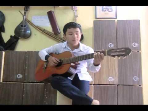 #7 dieu valse, boston va bien tau - Bai giang guitar Van Anh