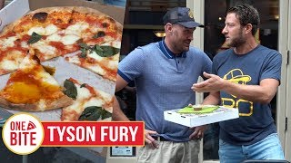 Barstool Pizza Review - Il Brigante with Special Guest Tyson Fury