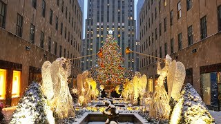 Download Video Holidays in New York City, Christmas time in The City That Never Sleeps MP3 3GP MP4