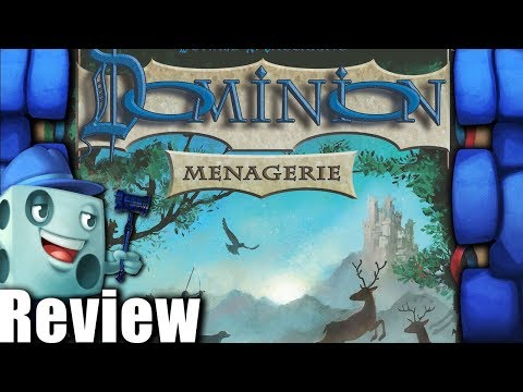 Dominion: Menagerie Review - with Tom Vasel