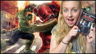 the avengers age of ultron 2015 3d blu ray review   fkvlogs