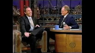 Norm Macdonald Collection on Letterman, Part 4 of 5: 1999-2000