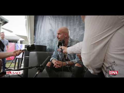 Interview de M. Pokora