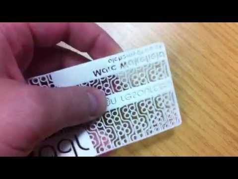 3d printed business card prototype youtube colourmoves