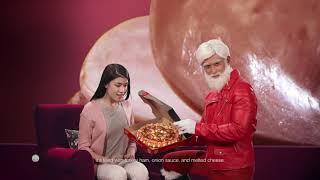 Pizza Hut Knotty Cheesy (2019) - 15...