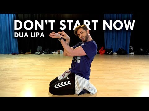 Don't Start Now - Dua Lipa | Brian Friedman Choreography | Starwest Studios
