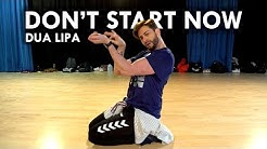 Don't Start Now - Dua Lipa | Brian Friedman Choreography | Starwest Studios