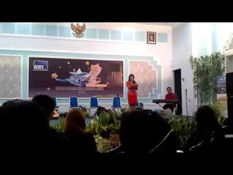 Sampai Habis Air Mataku covered by Deborah Pake Seko - Bintang Radio NTB 2015