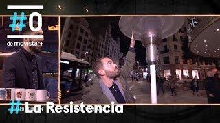 LA RESISTENCIA - El girito: La estufa gorda   #LaResistencia 04.02.2019